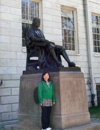Char at Harvard